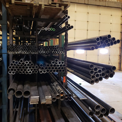 Steel Pipes and Tubing | West Side Steel, LLC  – West Fargo, ND